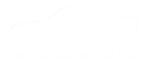 FIAT Croma Drivers Club Switzerland Logo